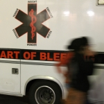 Art of Bleeding Ambulance,